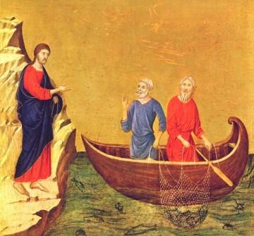 Jésus l'appel des disciples
