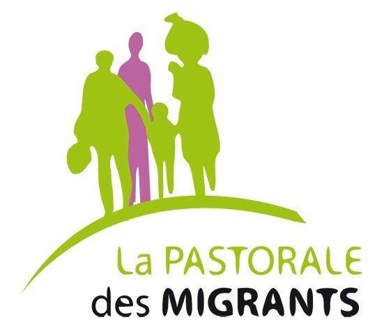 Logo pastorale migrants