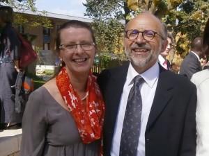 Elisabeth et Pierre LAURENT