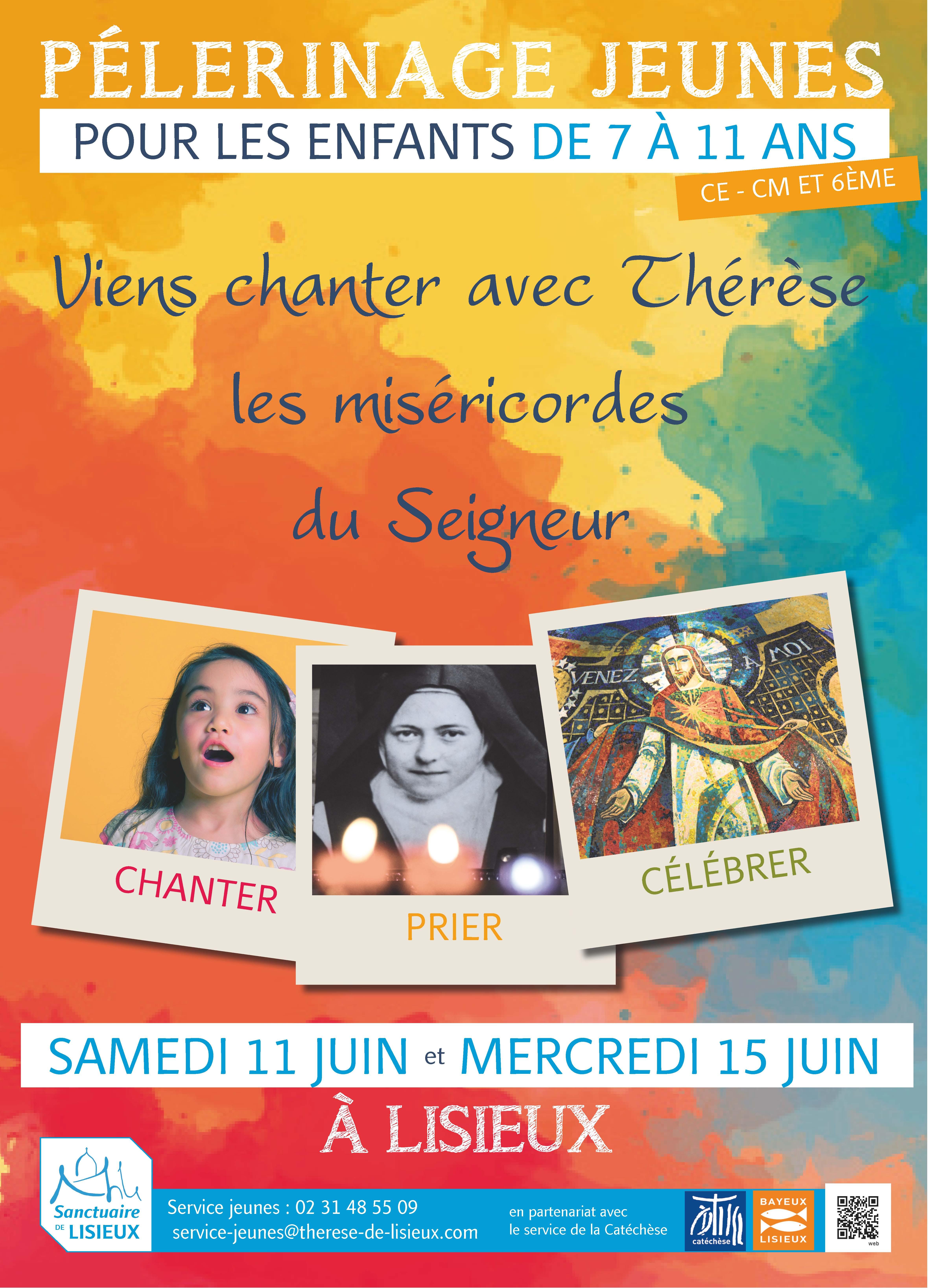 affiche pélé Lisieux 2016