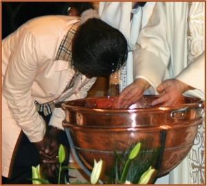 baptême adulte