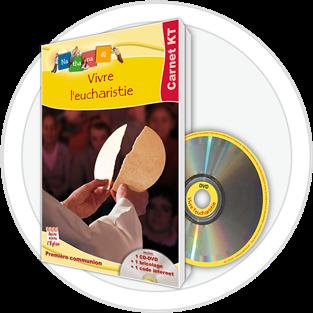 Vivre l'eucharistie enfant