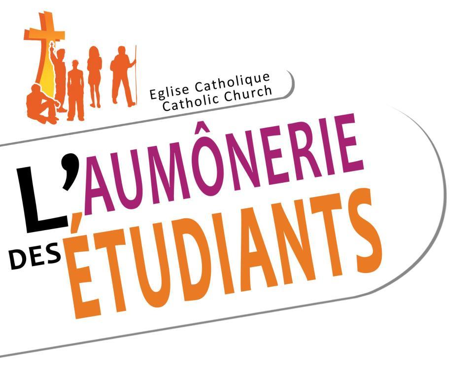 logo Aumônerie des Étudiants
