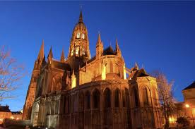 cathédrale_Bayeux
