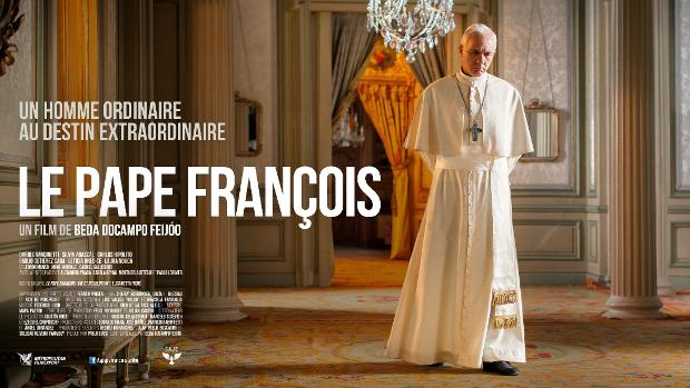 Résultats de recherche d'images pour «Le Pape François film»