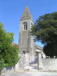 Eglise Saint Pierre de Le Manoir - Vue d'ensemble
