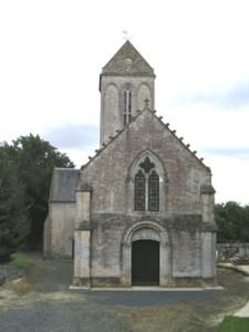 Eglise de Ranchy - Vue d'ensemble