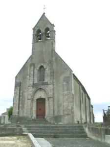 Eglise Saint Martin de Subles - Vue d'ensemble