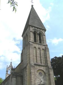 Eglise Nativité Notre Dame de Sully - Tour