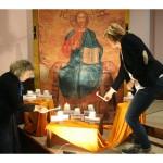 Allumage des bougies des pôles missionnaires