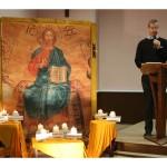 Temps de prière avec le père Hubert de Balorre