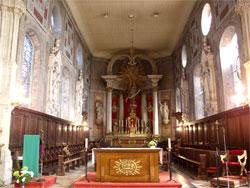 Eglise Saint Patrice - Choeur
