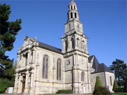 Eglise Saint Patrice - Ensemble