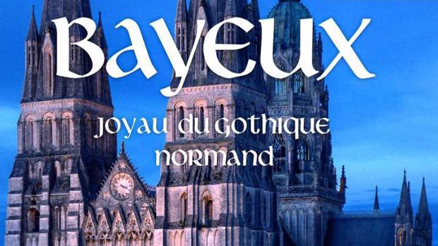 Cathédrale de Bayeux livre
