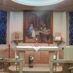 chapelle de la croix rouge