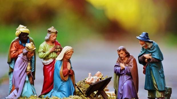 crêche Noël
