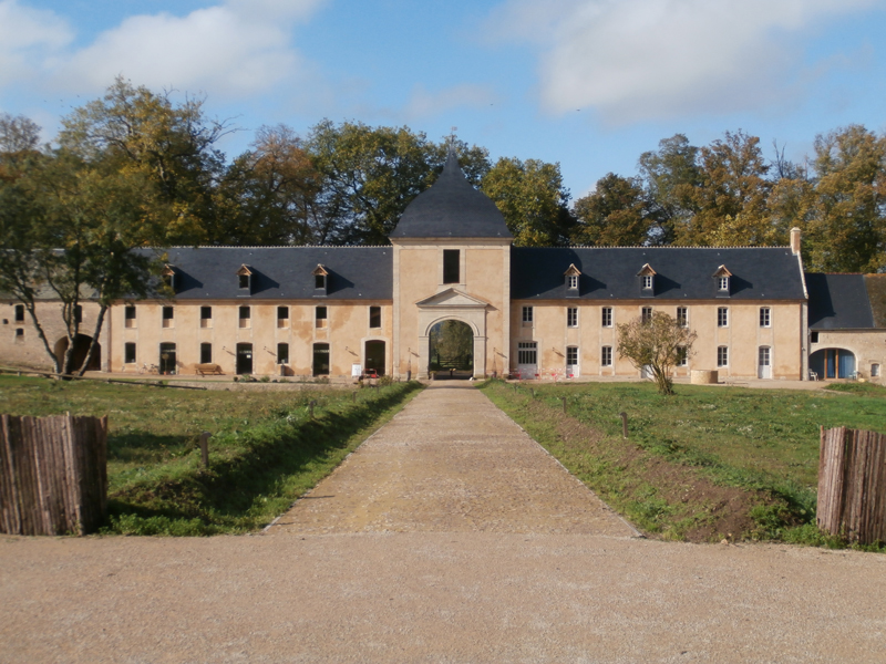 Abbaye-Mondaye