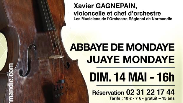 Concert Violoncelle Mondaye-Une