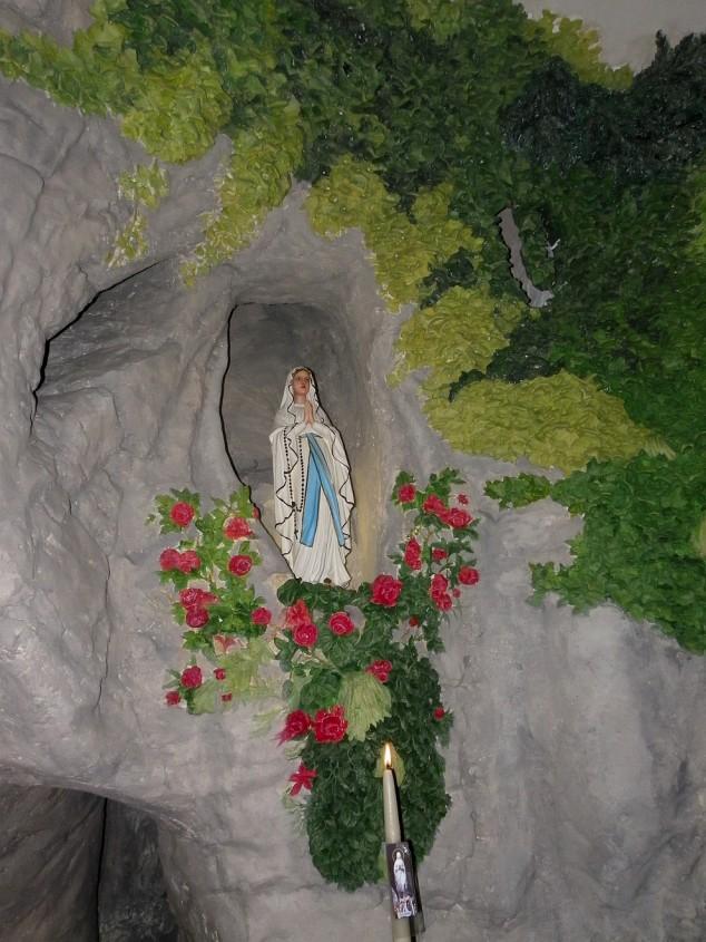 Grotte de Lourdes - Bonneville