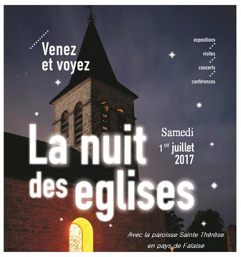 Icone Nuit de églises
