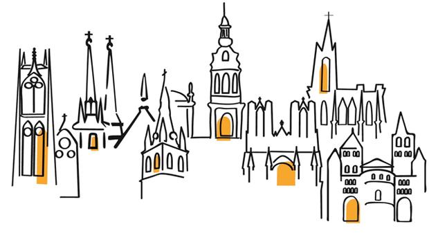 Nuit des cathédrales 2017-Une