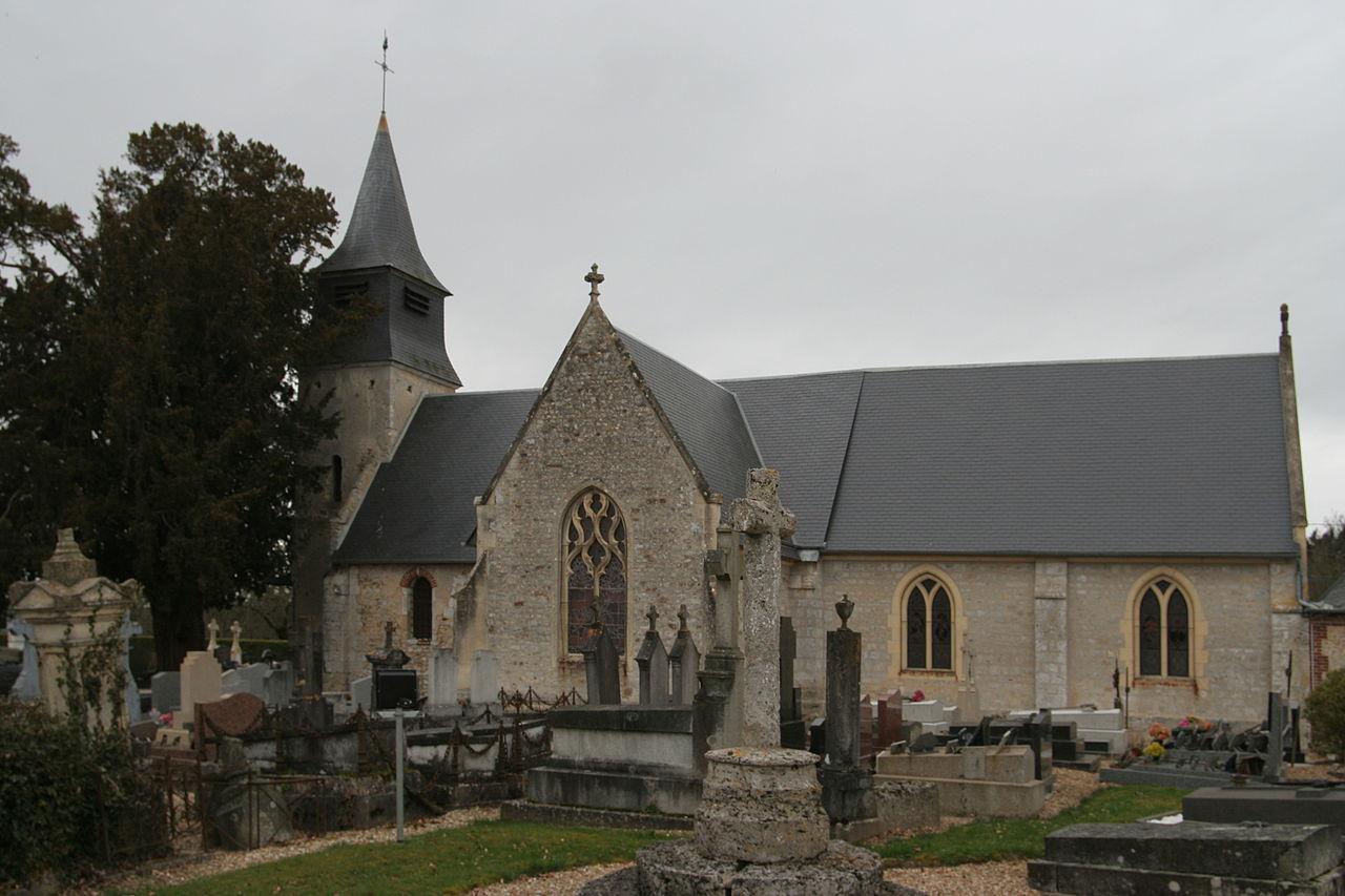 Saint-Benoît-d'Hébertot