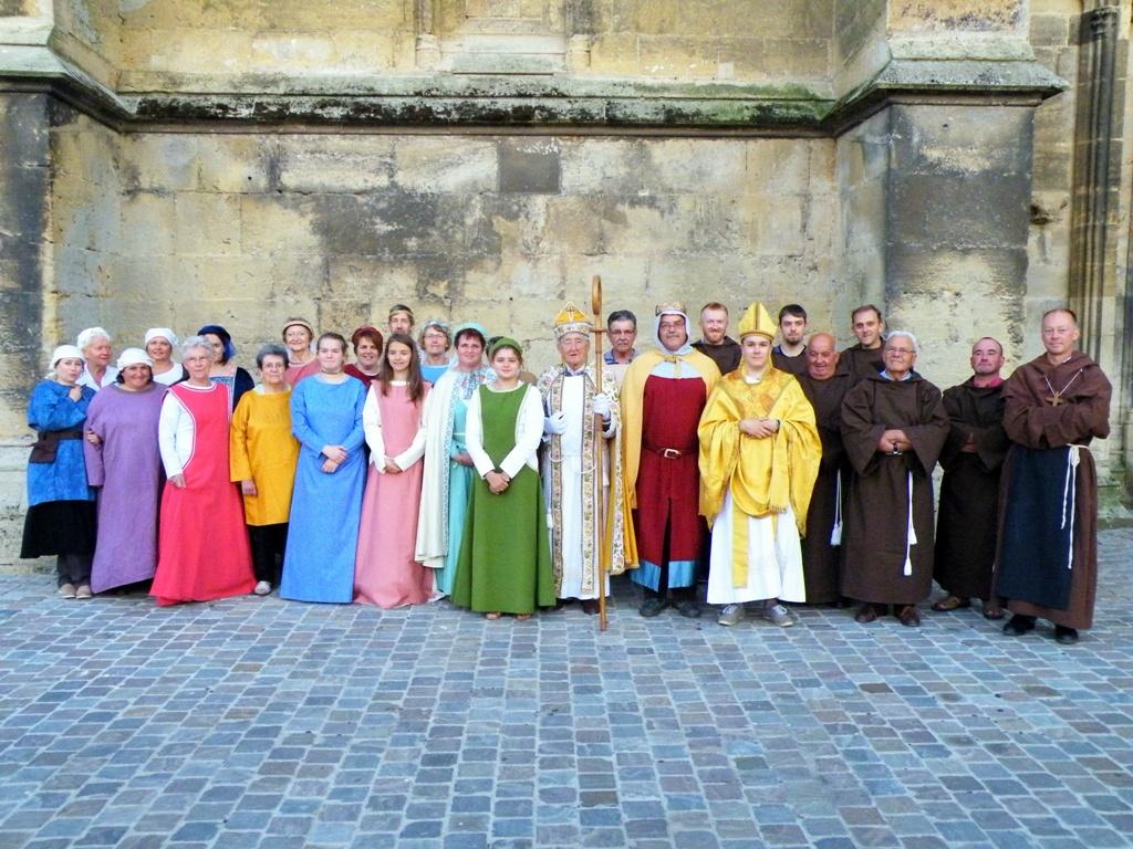 950e anniversaire de l'abbatiale