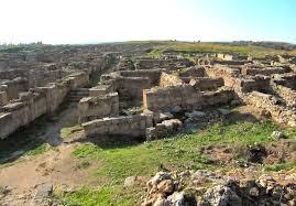 ruines ougarit