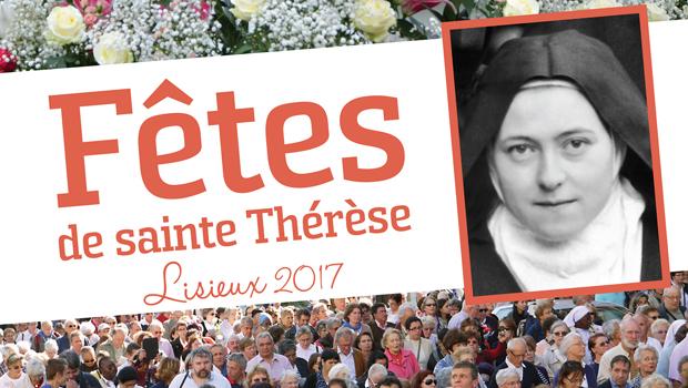 Fêtes de sainte Thérèse 2017-Une
