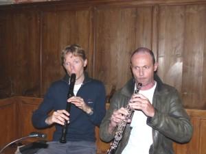 Brucourt Eglise Les musiciens 10 août 2017