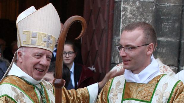 Ordination diaconale C. de Frileuze Une
