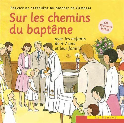 Sur les chemins du baptême 4 - 7 ans