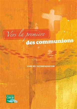 Vers la première des communions accompagnateur