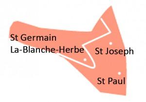 Carte St Norbert Beaulieu