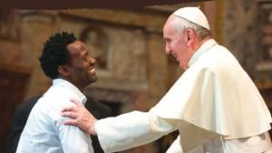 accueil migrants pape