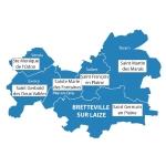 Carte Bretteville