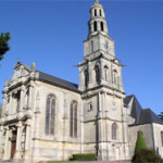 Eglise Saint Patrice - Ensemble