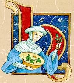 Ste Hildegarde de Bingen