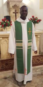 Père Sylvestre Sagna
