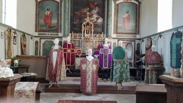 Eglise de Bissieres