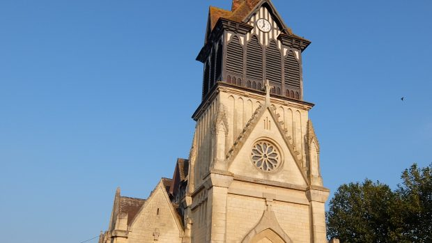 église St Michel de Cabourg